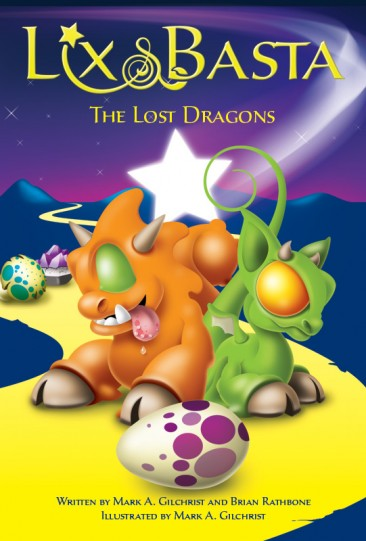 The Lost Dragons: Books 1-3