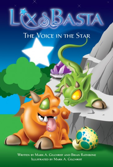 The Lost Dragons: The Voice in the Star