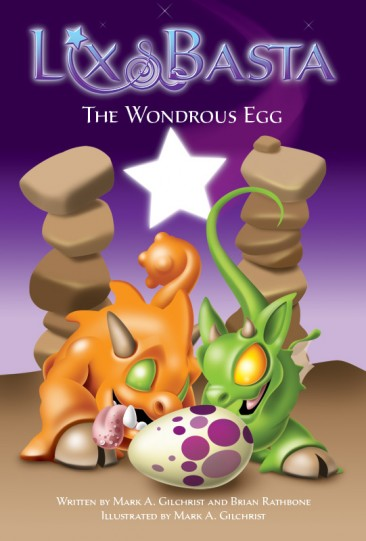 The Lost Dragons: The Wondrous Egg