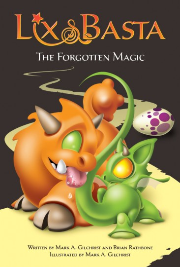 The Lost Dragons: The Forgotten Magic